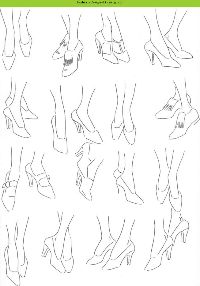 dress designs sketches. Fashion Design Sketches Feet